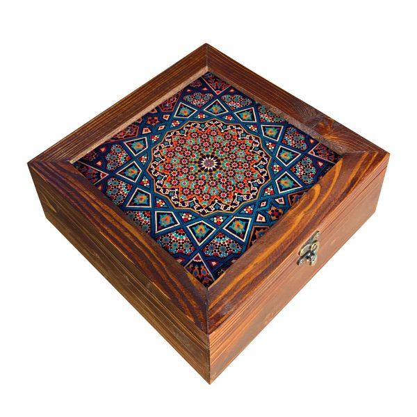 جعبه هدیه چوبی